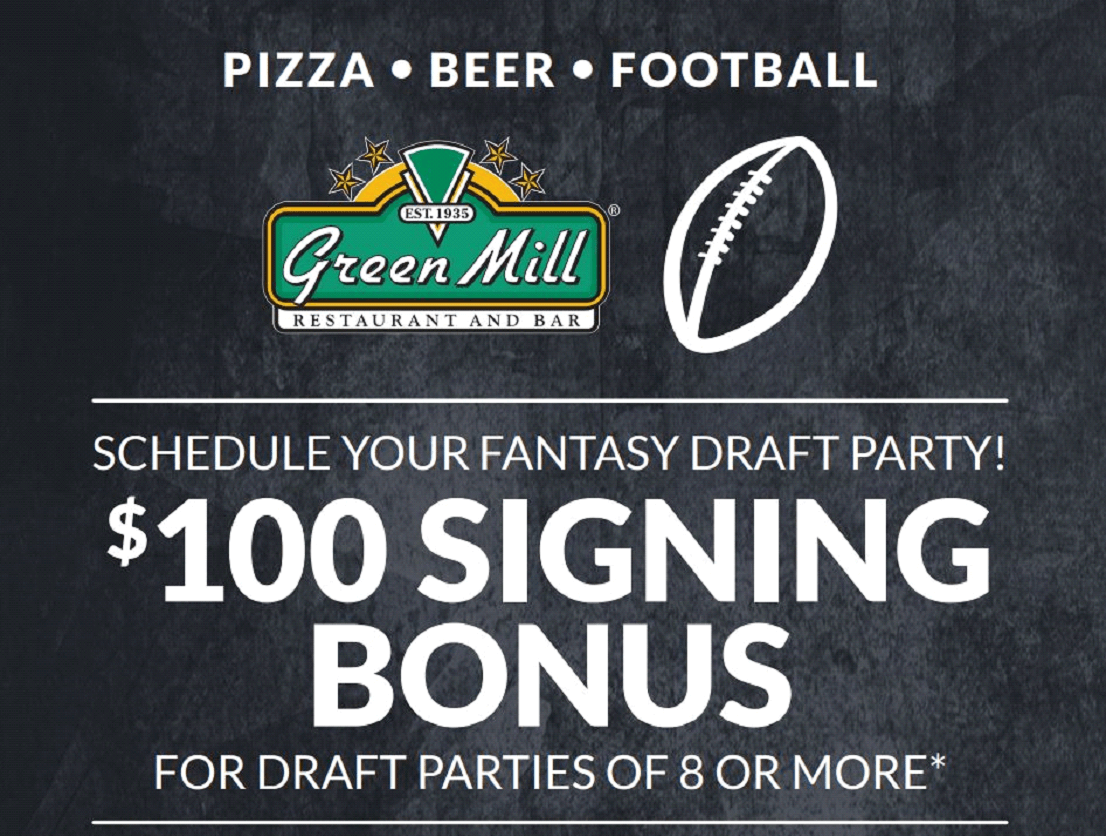 Featured image for post: Draft Parties at Green Mill